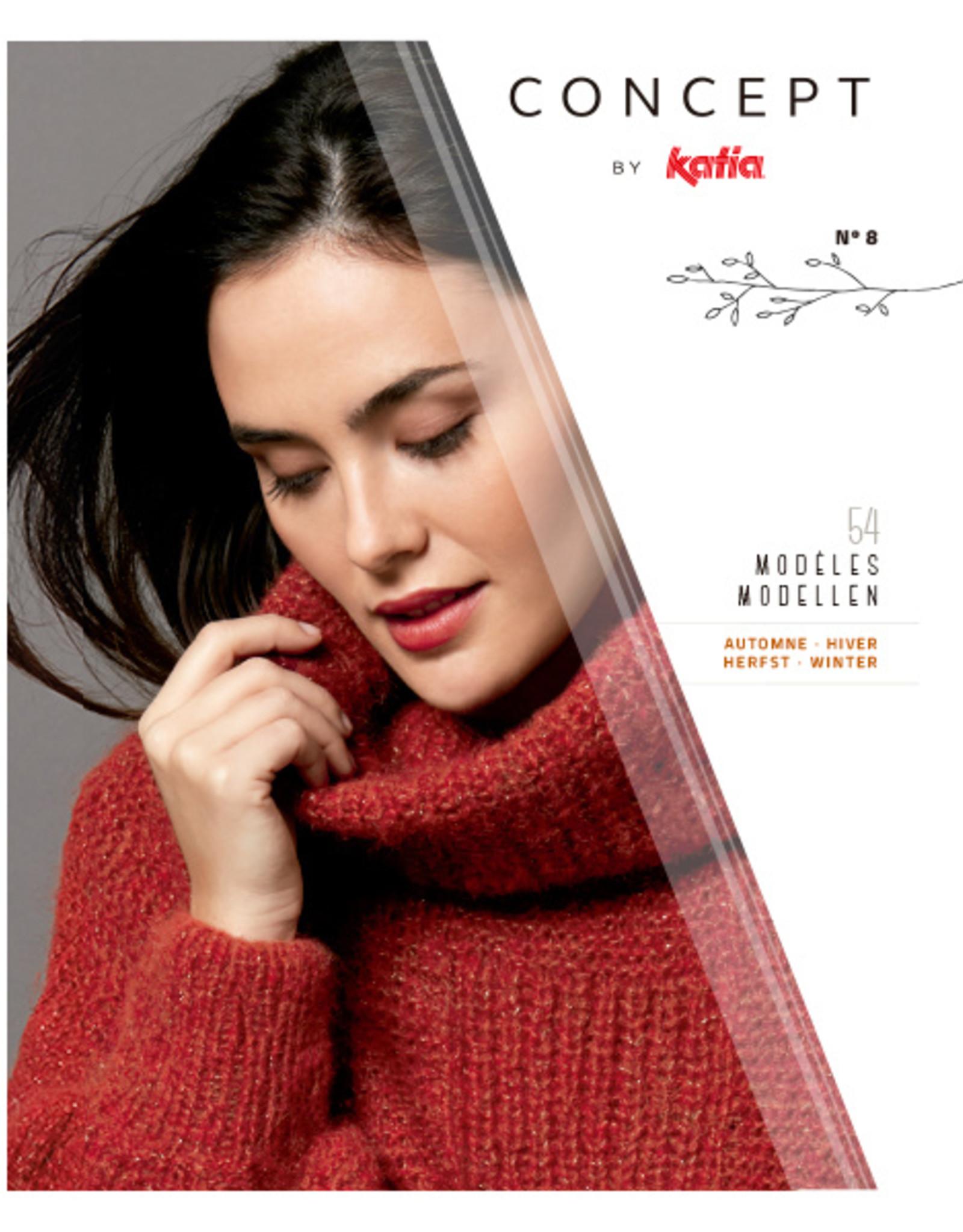 Katia Patronenboek Concept 8