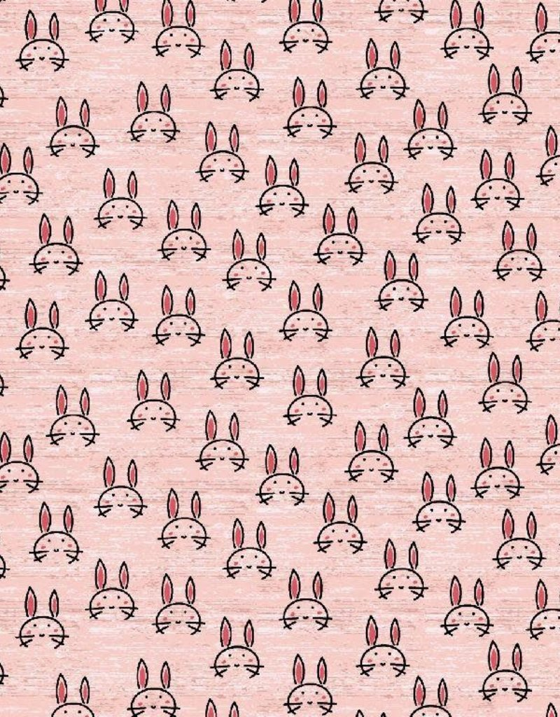 Beautiful bunnies roze