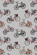 Bikes canvas