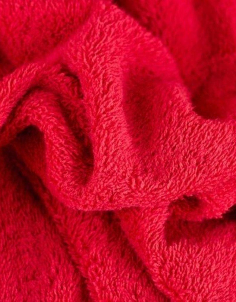 Badstof rood