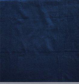 Corduroy bubble wash blauw