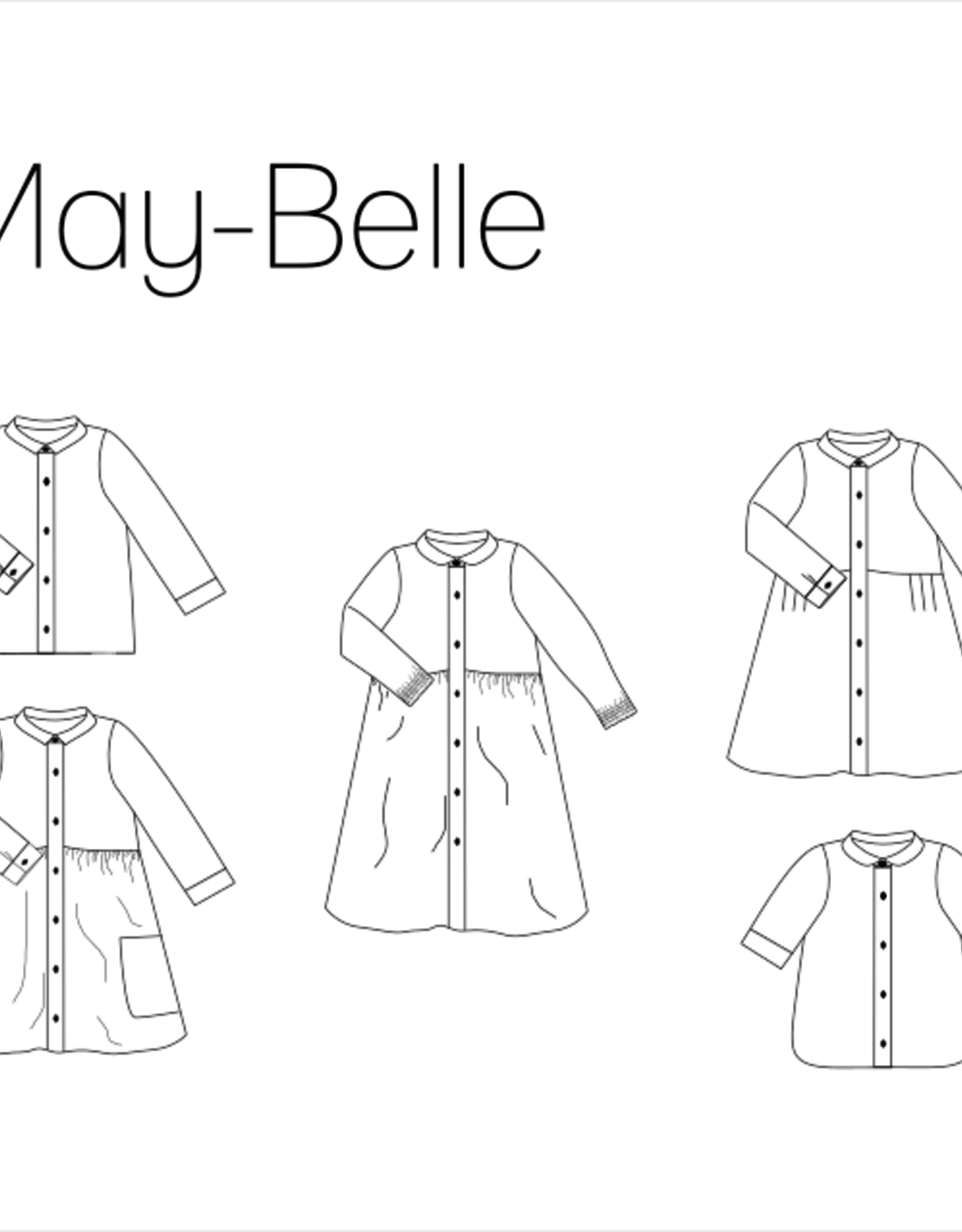 Iris May May-Belle patroon