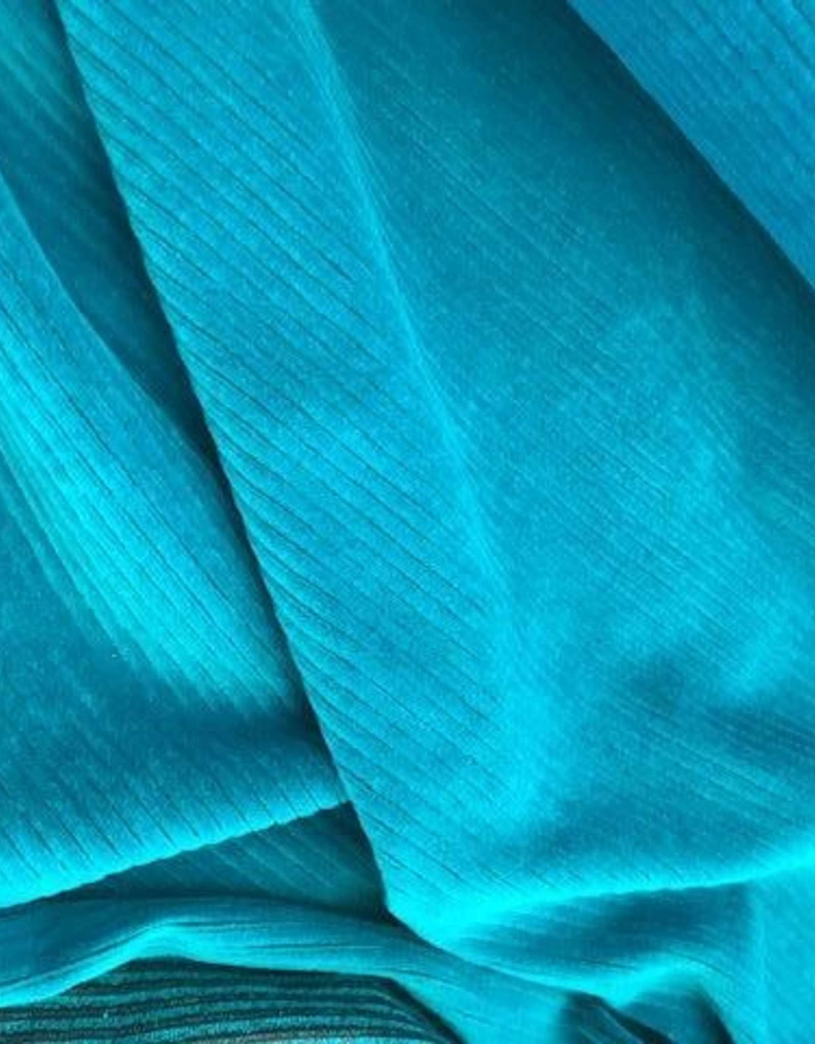 Stretch corduroy turquoise
