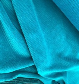 Stretch corduroy turquoise