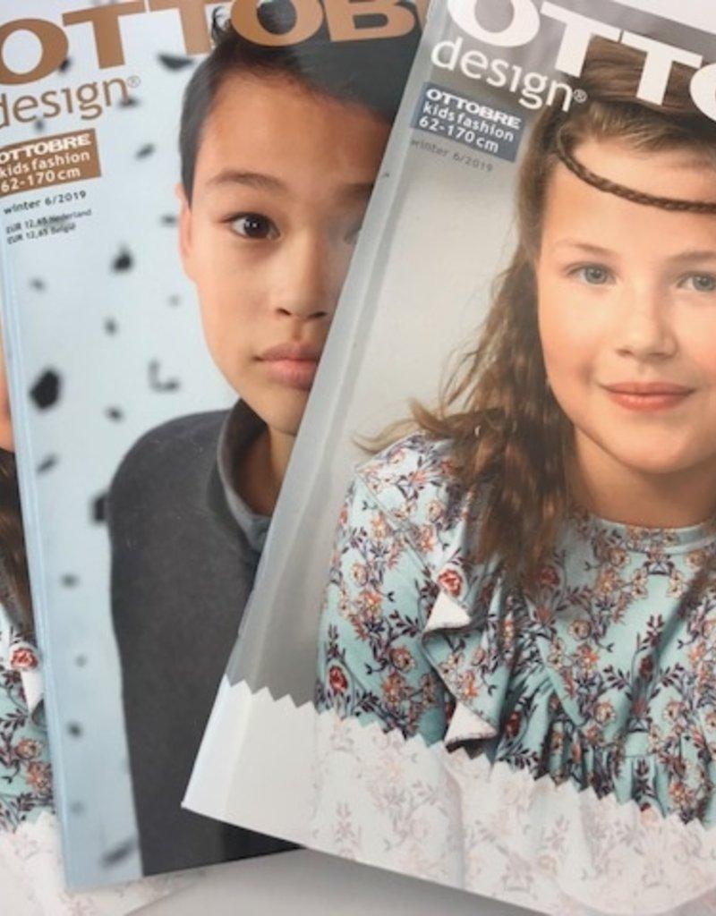 Ottobre kids fashion 6/2019