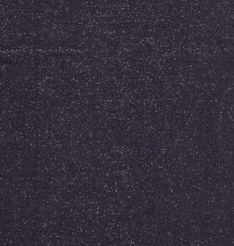 Jacquard lurex blauwgrijs