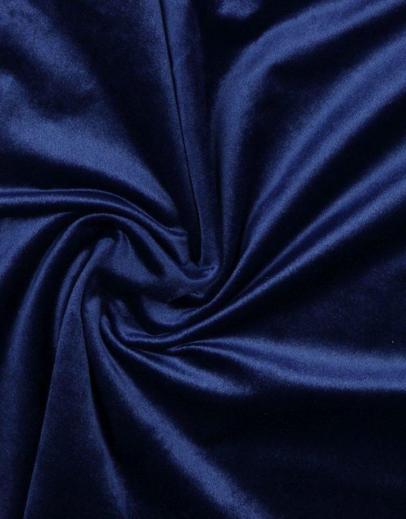 Fluweel blauw