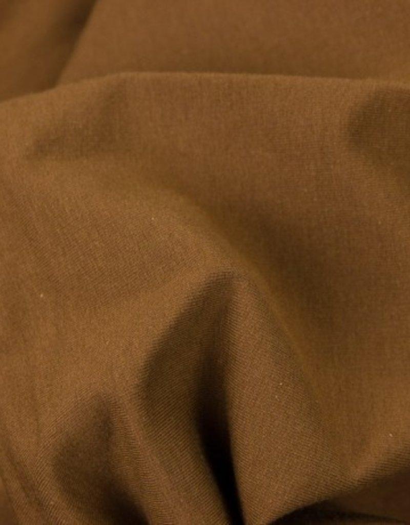 Jogging brushed bruin
