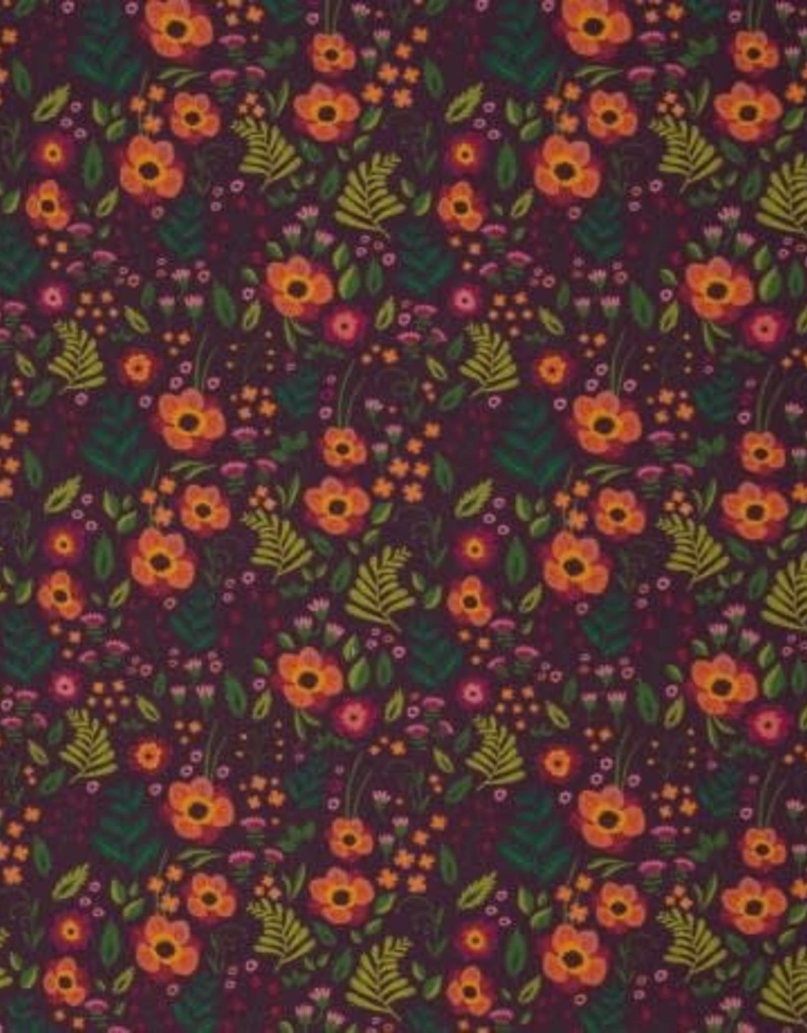 Flowery meadow berry