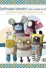 Bookzine zelfmaakideeën voor coole knuffels