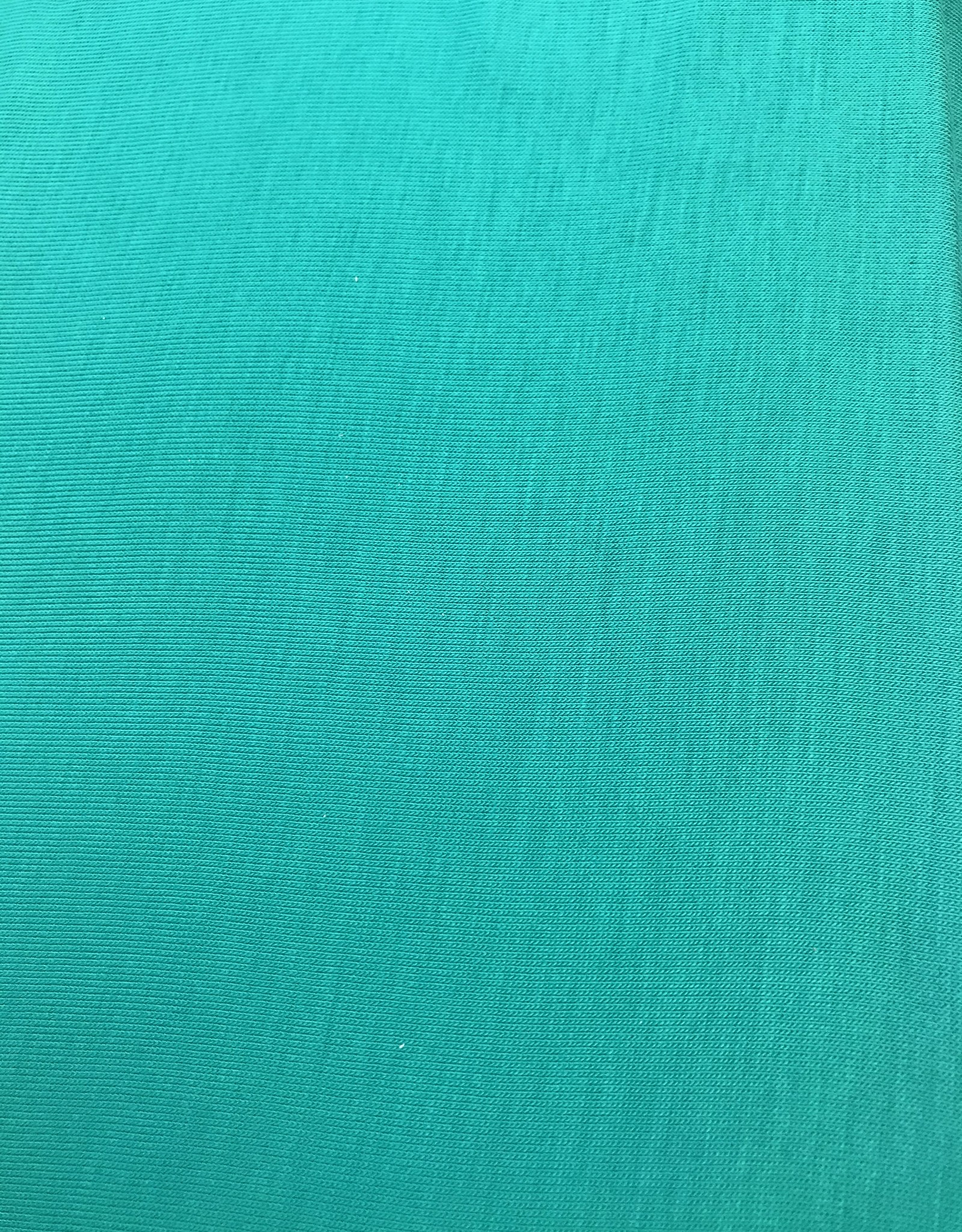Bamboe tricot turquoise