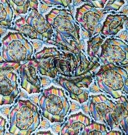 Gekleurde kristallen