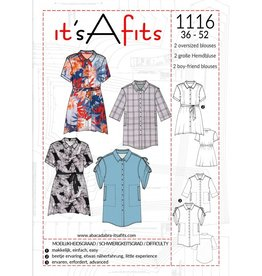 It's a fits patroon 1116
