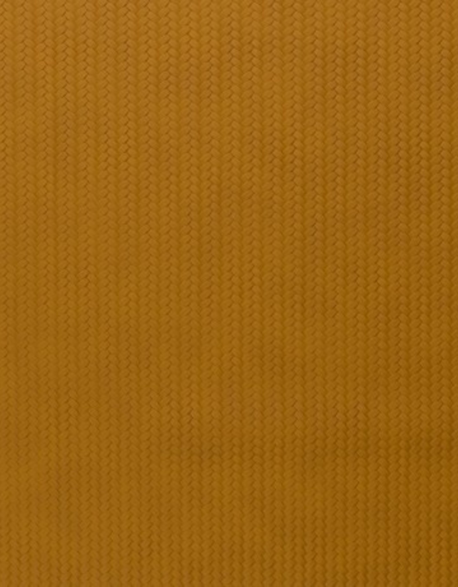 Faux leather gevlochten relief oker