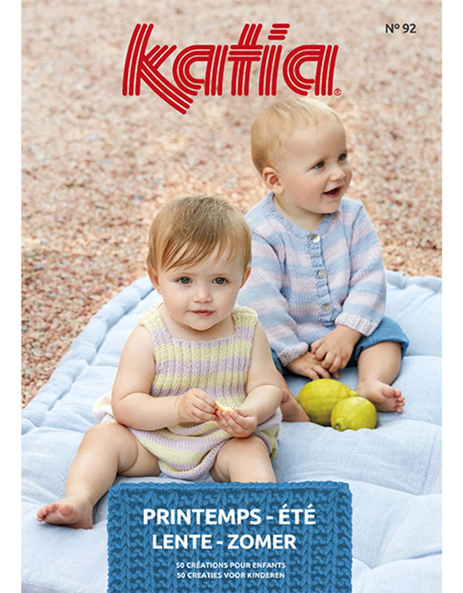 Patronenboek Baby 92