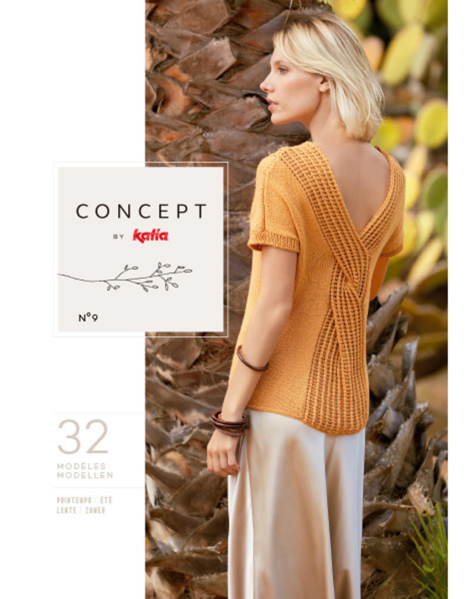 Katia Patronenboek concept 9