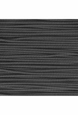 Koord 3mm donkergrijs