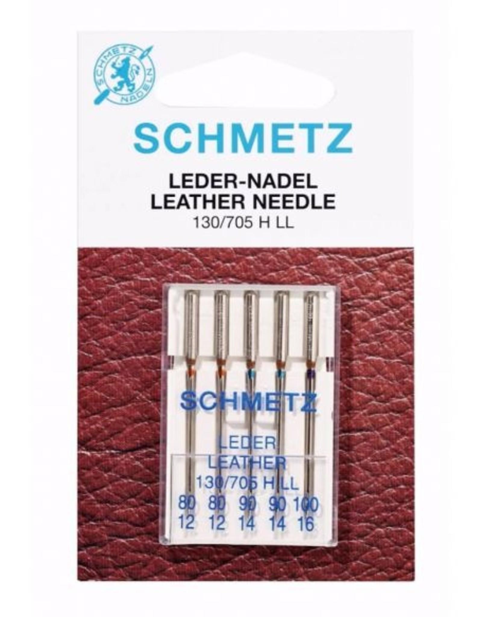 Schmetz ledernaalden ass 80-100