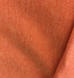 Jogging melange oranje