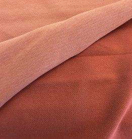 Jeanslook rekbaar roze