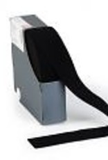 Taille-elastiek zwart