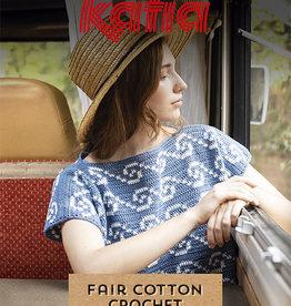 Patronenboek Fair Cotton crochet 1
