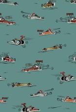 Poppy Fast cars