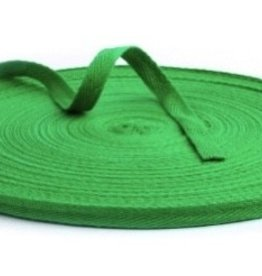 Keperband 10mm groen (per 45m)