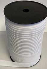 Biaisband Uni (20mm)gebroken wiit per 10cm