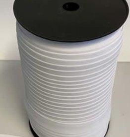 Biaisband Uni (20mm)gebroken wit per 10cm
