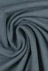 Tricot blue grey melange