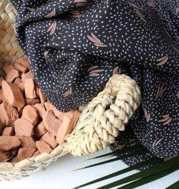 Atelier Brunette Crepe de viscose dune night