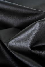 Faux leather zwart