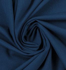 Tricot jeansblauw