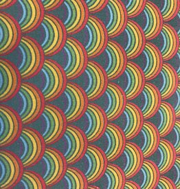 Katoen regenboogjes