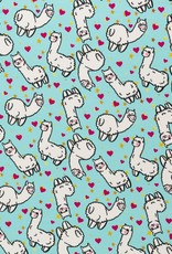 tricot lama's