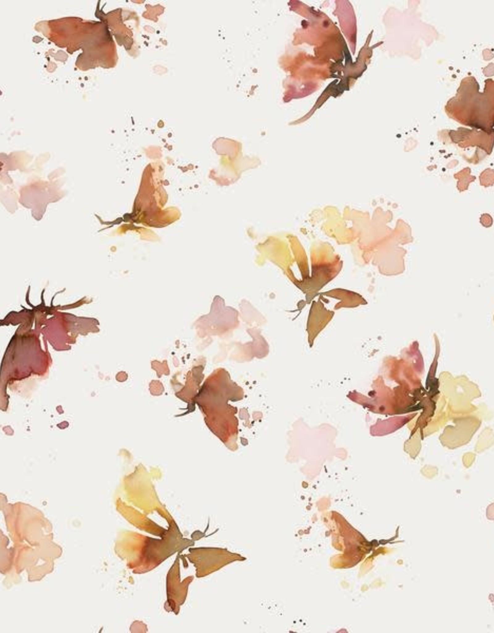 Family Fabrics Butterflies