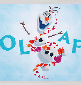 Diamond painting kit Frozen 2 Olaf