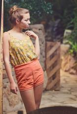 SYAS Spons persimmon oranje
