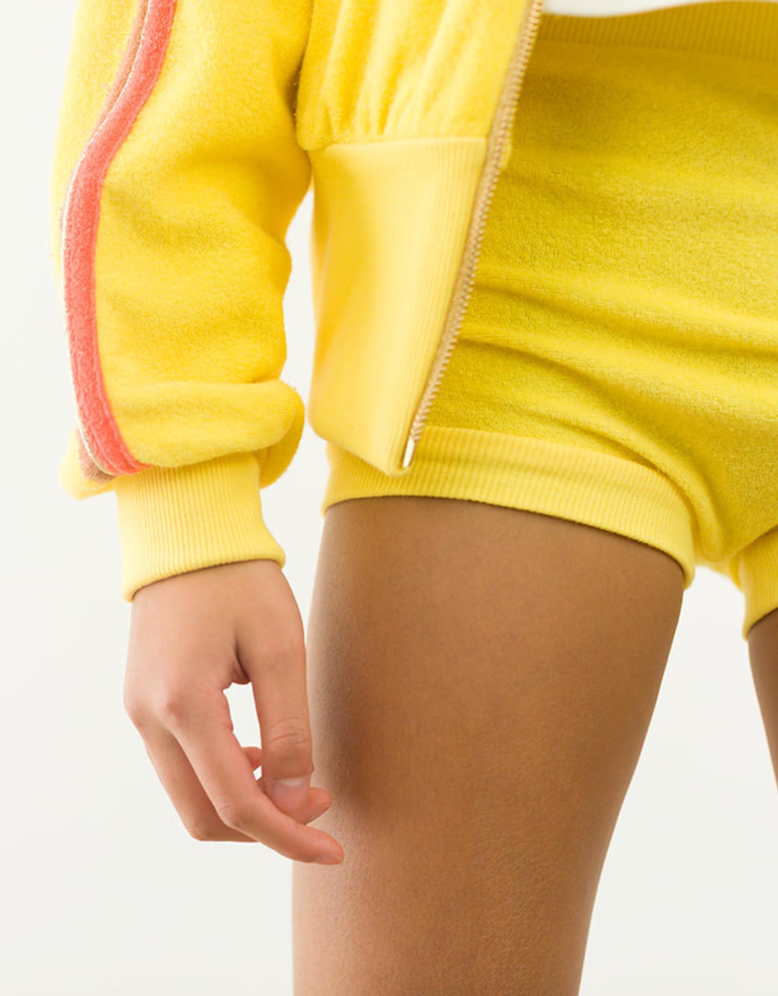 SYAS Spons goudvink geel
