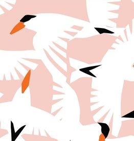 cloud9 Organic canvas birds