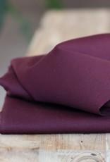 Meet Milk Plain ponte knit maroon