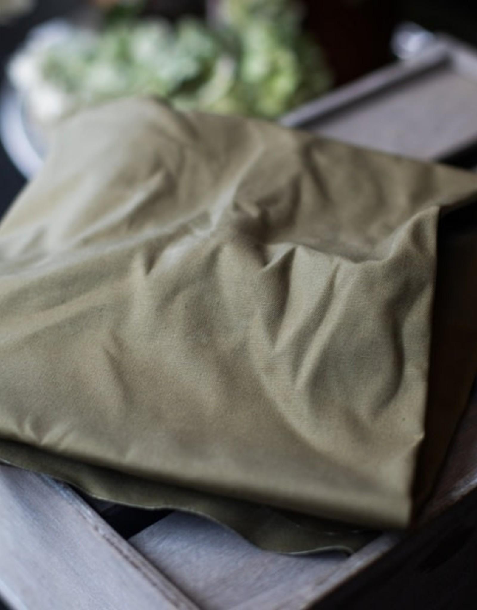 Mind the Maker Organic dry wax khaki