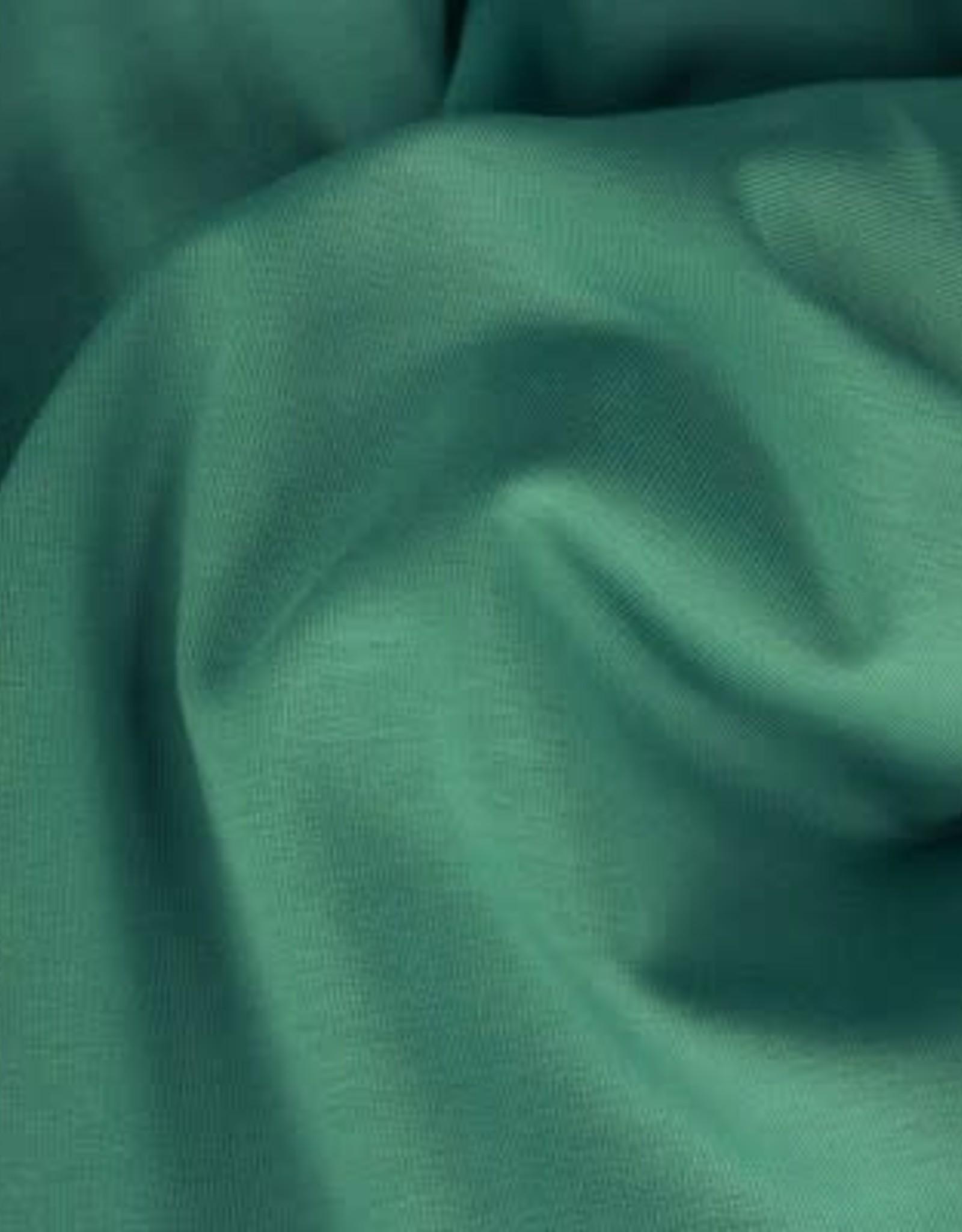 Jogging brushed mint green