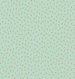 Poplin flower mint