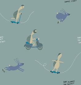 Katia Schildpad en haas