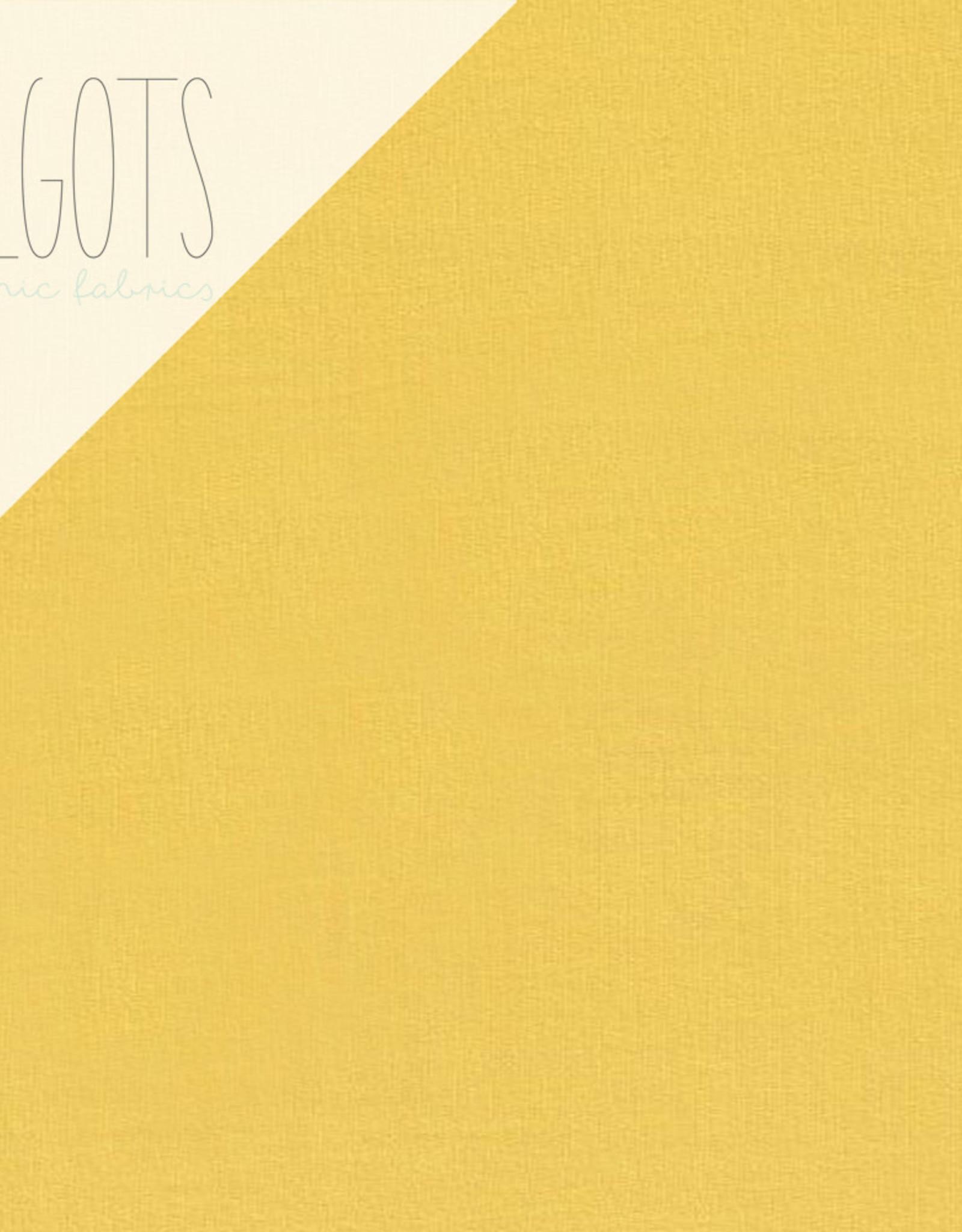 allgots Organic jersey yellow