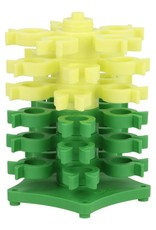 Clover stanck 'n store toren voor spoeltjes