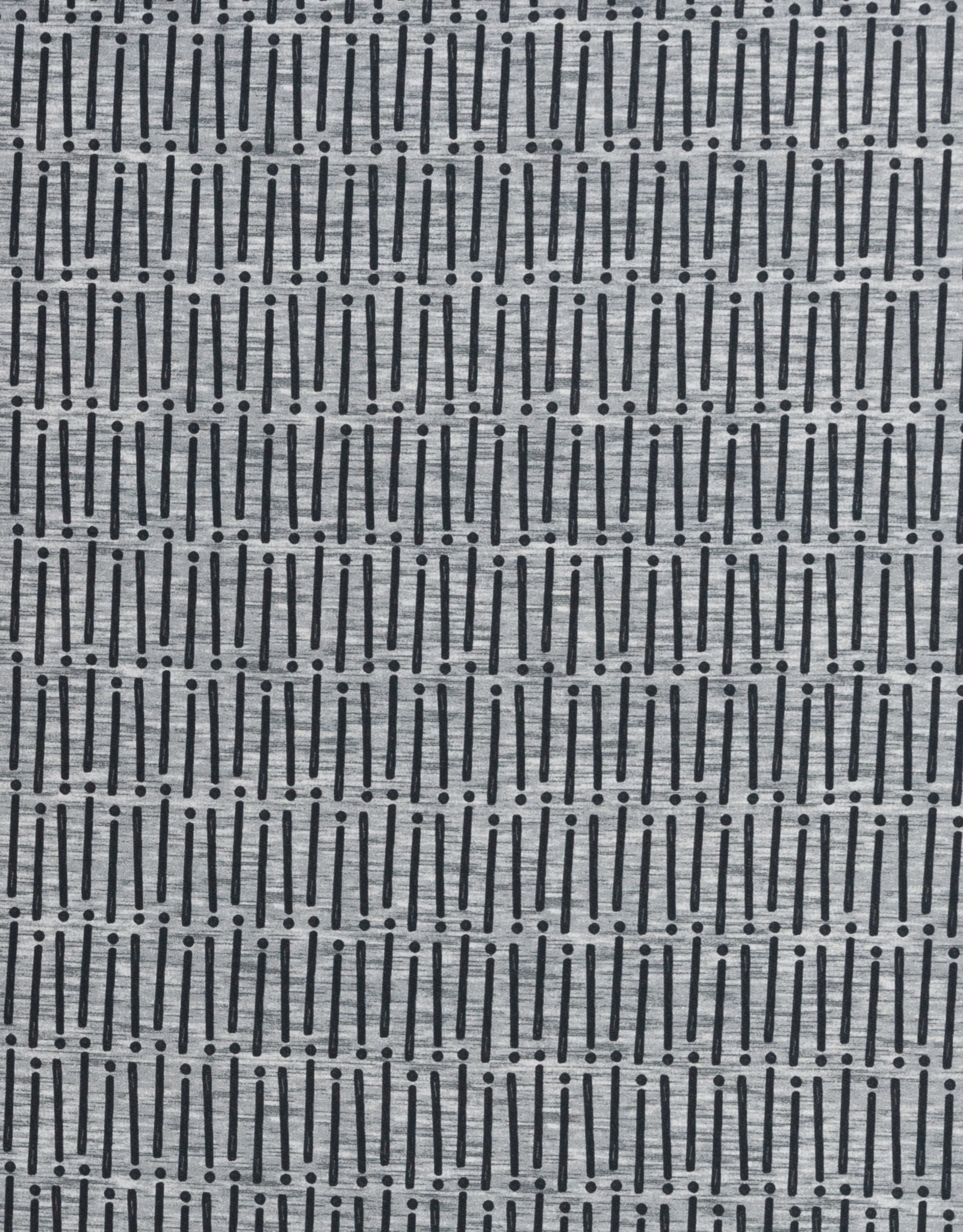 Mini forest dots&stripes grey