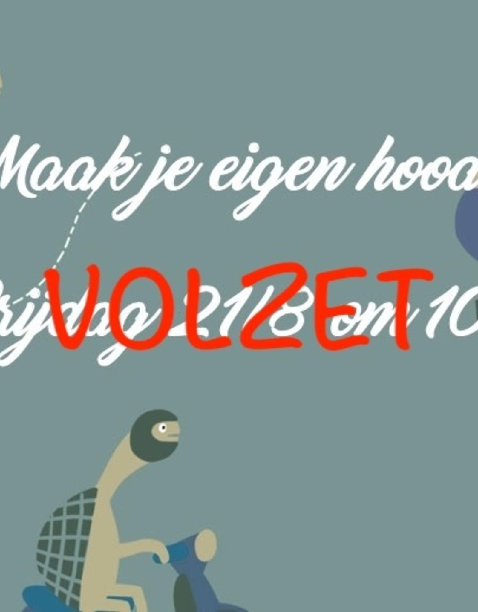 Workshop hoodie 21/8